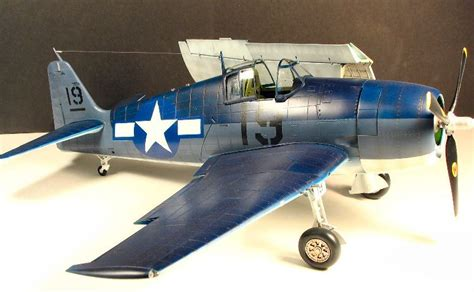 Trumpeter 1:32 F6F-3 Hellcat #02256 | Large Scale Planes