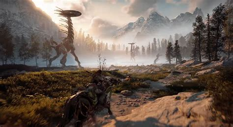 Horizon: Zero Dawn - this is the commercial you'll be
