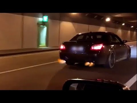 BMW E60 M5 Review - Why you need a V10 - YouTube