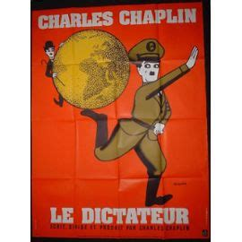 Le Dictateur - The Great Dictator * Charles Chaplin - Film