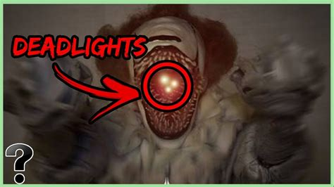 What If The Deadlights Were Real? - YouTube