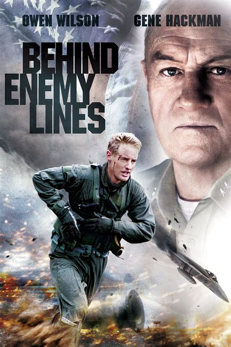 Behind Enemy Lines (2001) - Rotten Tomatoes