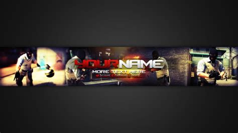 25+ YouTube Channel Art Templates – Free Sample, Example