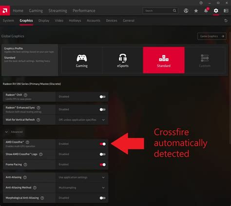 Performance Analysis: Two Radeon RX 590 in Crossfire Mode