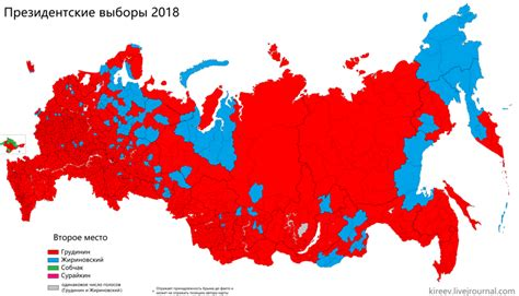 Russia Elections 2018: Some Final Notes, by Anatoly Karlin
