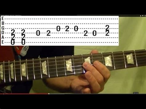 Back In Black 🔷 AC/DC 🔷 Guitar Lesson - Beginners - YouTube