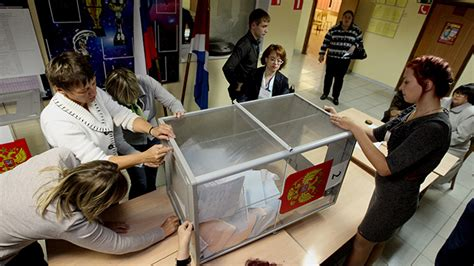 New rules for next Russian parliamentary election — RT
