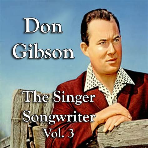Don Gibson - Ages and Ages Ago Lyrics | Musixmatch