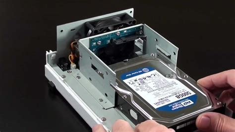 Synology DiskStation DS211j NAS Review - YouTube