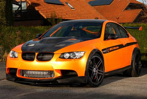 Manhart Racing's BMW M3 is an Engine Transplanted