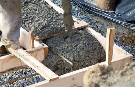 How Much Do Concrete Footings Cost in 2019? - Inch Calculator