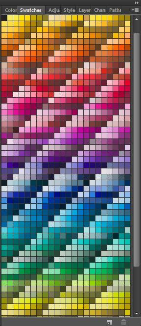 How to Use Color Swatches in Photoshop (Photoshop's Color