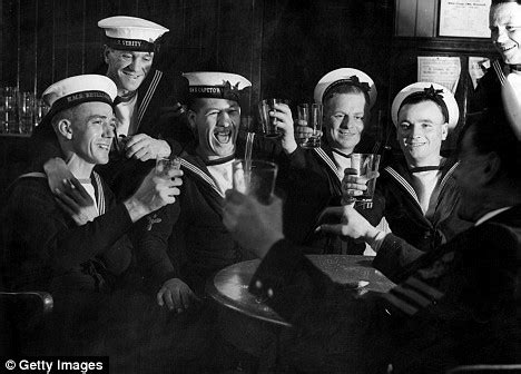 What shall we do with the 17,000 drunken sailors? Report