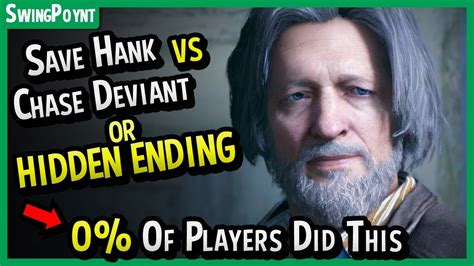 Detroit Become Human - 0% OF PLAYERS Got This Ending