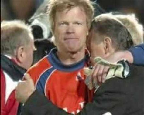 Oliver Kahn TRIBUTE TO THE GREATEST - YouTube